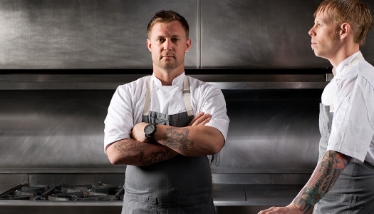 Chewing the Fat: Bryan Voltaggio on Baltimore, Top Chef and His Birthday Meal