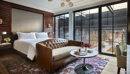 Luxury on the Weekend: The Sagamore Pendry Baltimore