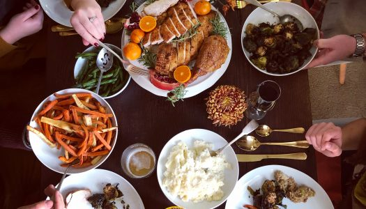 Dinner for Six at Eddie's