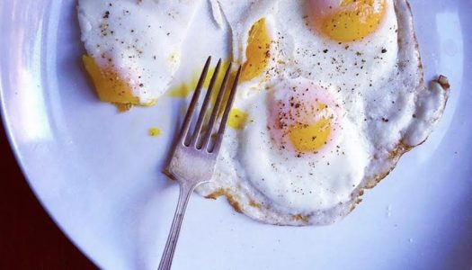 "Soft Fried Eggs aka ""Dip In Eggs"""